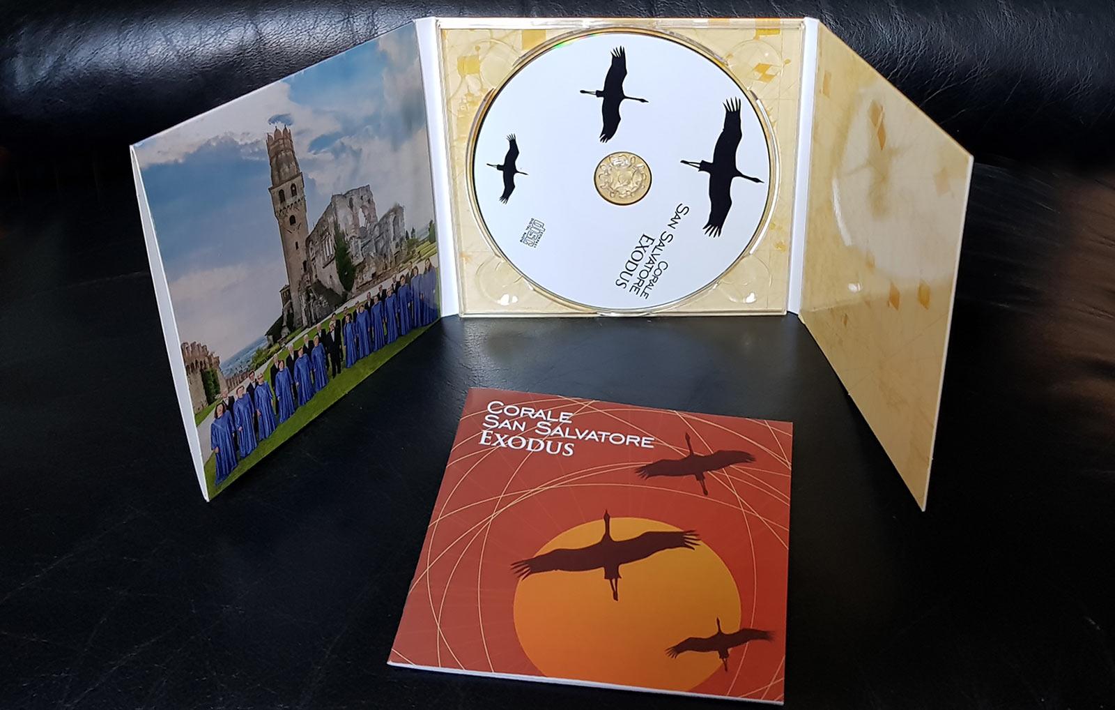 Cover CD Corale San Salvatore